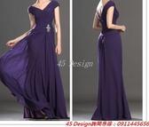 (45 Design) 訂做款式7天到貨 專業訂製款 中大尺碼高檔定制 來圖訂製 婚紗禮服 表演 婚紗白紗