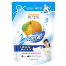 (新品) 橘子工坊洗衣精補充包-高倍速淨...