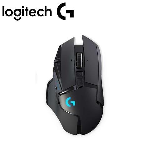 Logitech 羅技 G502  LIGHTSPEED 高效能無線電競滑鼠