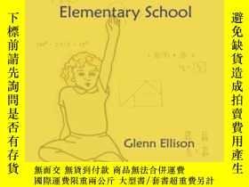 二手書博民逛書店Hard罕見Math For Elementary School-小學數學難Y436638 Glenn Ell