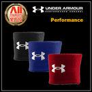 【UA Under Armour】Performance 3英寸競技腕帶-(1218012)全方位運動戶外館