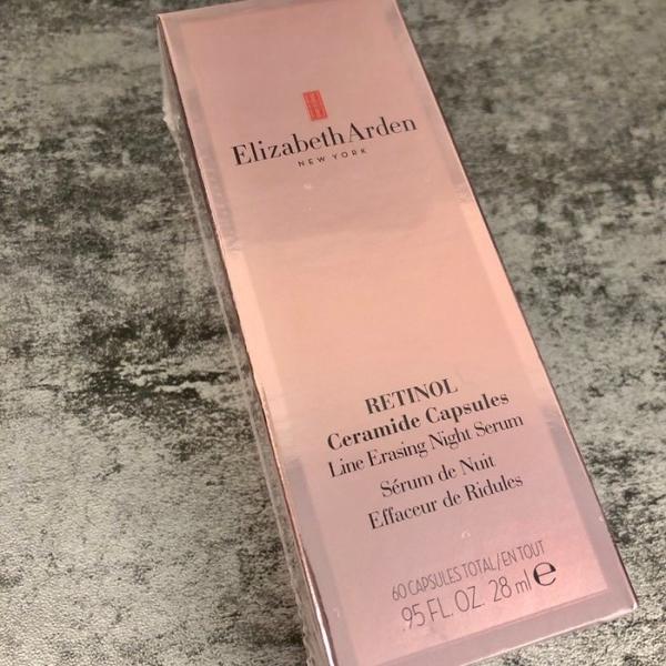 ◐香水綁馬尾◐ Elizabeth Arden 伊麗莎白 雅頓 玫瑰金抗痕膠囊 30顆
