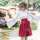改良漢服襦裙民國學生古風中國風套裝【星際小舖】