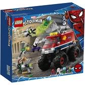 樂高積木 LEGO《 LT76174 》SUPER HEROES 超級英雄系列 - 蜘蛛人的怪獸卡車vs神秘客 / JOYBUS玩具百貨