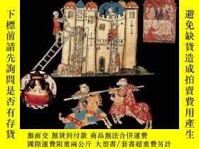 二手書博民逛書店Life罕見in a Medieval Castle (Engl