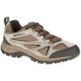 【零碼特價】新款 美國 MERRELL GTX 防水透氣登山健行鞋/多功能健行登山鞋 35551 褐色