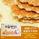 韓國LOTTE 蜂蜜格子鬆餅/盒