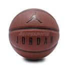 Nike 籃球 Jordan Ultimate 8P 棕 黑 喬丹 標準7號球 室內 室外 【ACS】 JKI1284-207