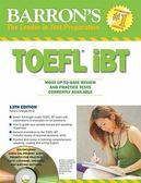 (二手書)Barron's TOEFL IBT Internet-Based Test 13rd Edition with Audio C..