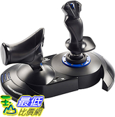 [106美國直購] Thrustmaster T.Flight Hotas 4 Flight Stick for PS4 & PC 遊戲手柄