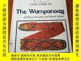 二手書博民逛書店THE罕見LIBRARY OF NATIVE AMERICANS