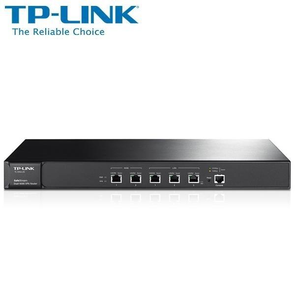 全新 TP-LINK TL-ER6120 千兆雙WAN口VPN路由器