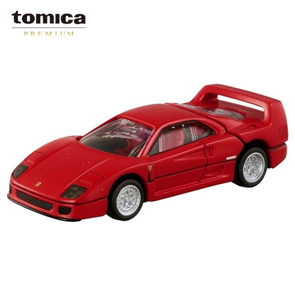 【日本正版】TOMICA PREMIUM 31 法拉利 F40 Ferrari 跑車 玩具車 多美小汽車 - 131847