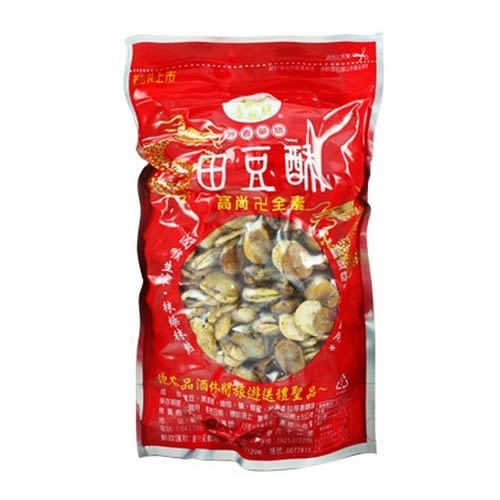 青龍牌田豆酥350g【愛買】