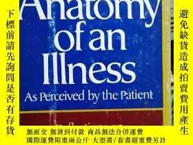 二手書博民逛書店anatomy罕見of an illness as percei