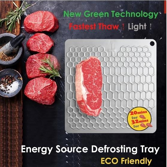 免運 PDair Energy Source 解凍盤 ECO Friendly 快速解凍 解凍板 保留食物原味