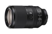 【震博】Sony FE70-300mmG 望遠變焦鏡頭 (分期0利率;台灣索尼公司貨)