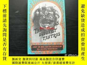二手書博民逛書店The罕見Buddhist Tantras : light on Indo-Tibetan esotericism