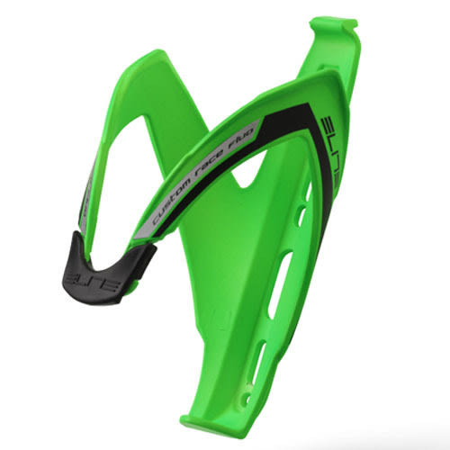 ★跳蚤市場★ELITE 自行車水壺架,螢光綠《B24-158》