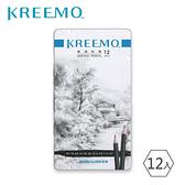 【雄獅】KREEMO 素描鉛筆-鐵盒