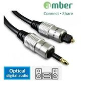 amber Rock 系列S PDIF Optical Digital Audio Cab