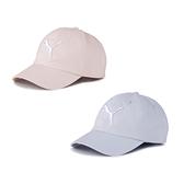 Puma 淡藍 淡粉 帽子 運動帽 老帽 遮陽帽 六分割帽 經典棒球帽 運動帽 02241621 02241615