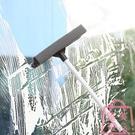 搽擦玻璃家用雙面擦高樓刮水器窗戶清潔工具伸縮桿【匯美優品】