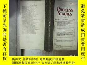 二手書博民逛書店PROCESS罕見STUDIES VOLUME 32.2 FAIL-WINTER 2003Y180897