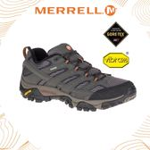 【MERRELL 美國 男 MOAB 2 GORE-TEX登山健行鞋《深灰》】ML06039/登山鞋/防水