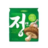 【南紡購物中心】Pulmuone- 蔬菜湯麵 102.8g*4入*8袋