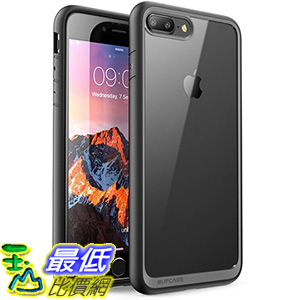 [美國直購] SUPCASE TPU霧面黑框 [Unicorn Beetle Style Series] iPhone 7 Plus (5.5吋) Case 手機殼 保護殼_d03