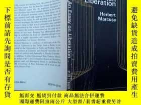 二手書博民逛書店an罕見essay on liberation(赫伯特·馬爾庫塞