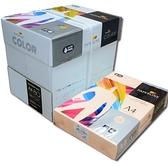 【奇奇文具】PAPER LINE 150進口A4 淺橘色80P 影印紙 (5包/箱)