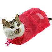 洗貓袋 小貓洗澡用品防抓咬神器套裝固定剪指甲  igo 瑪麗蘇