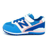 New Balance 中童鞋 水藍 白 粉  男女童鞋 兒童復古跑鞋 寬楦 慢跑鞋 NB 996 KV996BSY