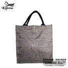手提袋-編織琴譜包-蛇紋...