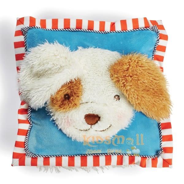 美國Bunnies By The Bay海灣兔,水手狗大抱枕(29x29CM),Stinkin Cute Skipit Pillow
