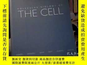 二手書博民逛書店Molecular罕見Biology of the CellY8279 Bruce Alberts;Alexa