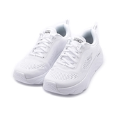 SKECHERS 慢跑系列 GORUN MAX CUSHIONING ELITE 綁帶運動鞋 白 128262WHT 女鞋