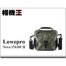 Lowepro Nova 170 AW II〔諾瓦〕單肩側背相機包 迷彩色