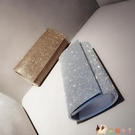 宴會婚宴女士包水鉆閃亮手拿女晚宴包歐美高檔晚裝包單肩手包 HX5748【花貓女王】
