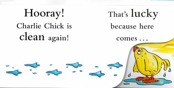 【幼兒立體書】CHARLIE CHICKS'S BIG ADVENTURE立體書