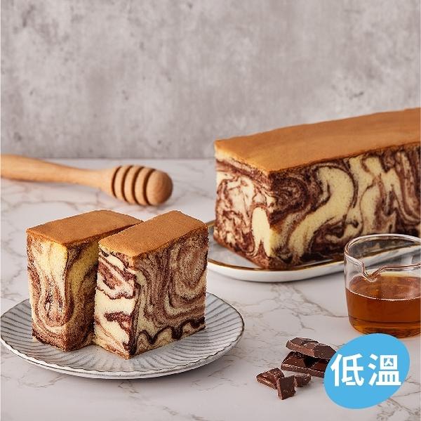 『喜憨兒。彌月禮』蜂蜜大理石蛋糕【10盒組】