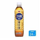 愛之味多纖微礦麥仔茶590ML x 24【愛買】