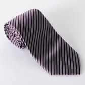 Roberta di Camerino 諾貝達斜紋領帶-紫