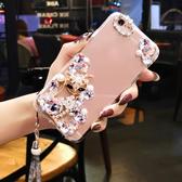 蘋果 iPhone 11 Pro Max XS MAX IX XR XS i8 Plus i7 Plus 高貴狐狸 手機殼 水鑽殼 訂製