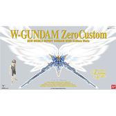 新機動戰記鋼彈W劇場版 無盡的華爾滋 BANDAI 組裝模型 PG 1/60 XXXG-00W0 飛翼零式 天使鋼彈