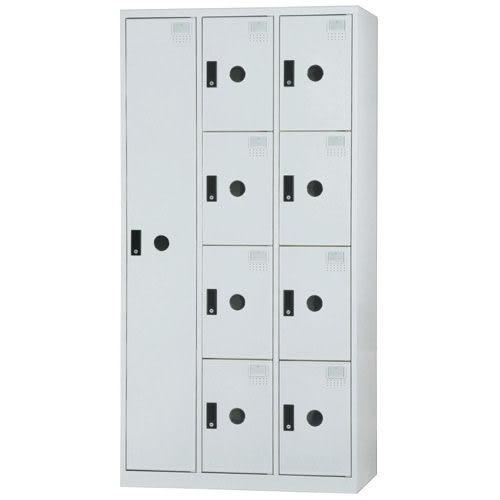 【時尚屋】DF多用途3x6尺鋼製9格置物櫃(免組裝)(免運費)(台灣製)