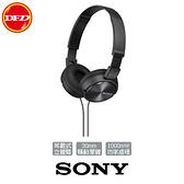 SONY MDR-ZX310AP 耳戴式立體聲耳機 (黑)  台灣索尼 公司貨