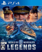 PS4 戰艦世界 傳奇  World of Warships  簡中英文版 預購11/15發售